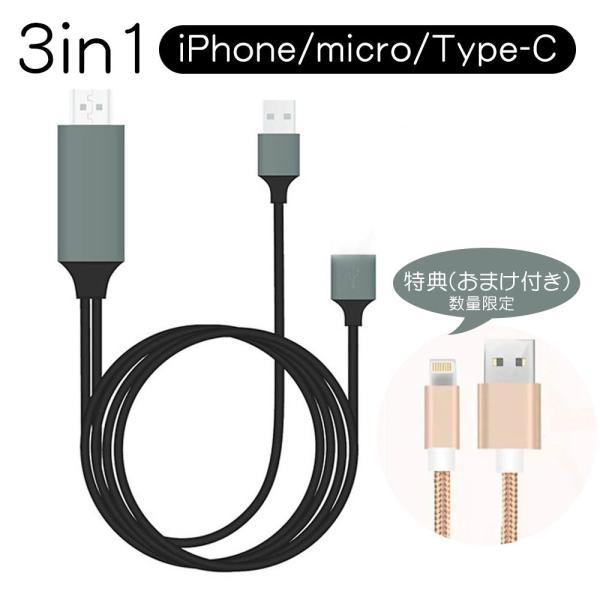 Lightning  HDMI 変換ケーブル Lightning Digital AV to HDMI 1080Pアダプタ iphone 映像出力ケーブル 設定不要 音声同期出力|kuri-store|25