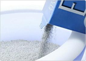 無香タイプ 芳香タイプ 従来品に比べ 23%軽量に!40%固まり力UP!※製造元調べ