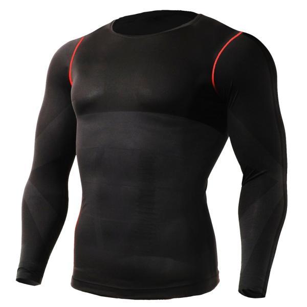 加圧 シャツ インナー 加圧下着 半袖 長袖 メンズ 筋トレ 着圧 腹筋 スーツ BRAVE GEAR 2019年モデル 期間限定価格|kusunokishop|18