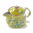 九谷焼-急須 kutani teapot