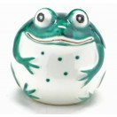 九谷焼-カエル kutani ornament