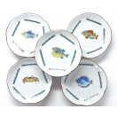 九谷焼-お皿 kutani dish plate