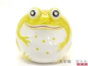 九谷焼【蛙】