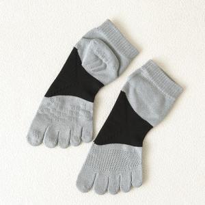 メール便送料無料 メンズ 靴下 TABIO SPORTS レーシングラン五本指ソックス 27〜29cm タビオ|kutsusitaya|06