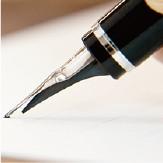 文具・ボールペンに名入れ