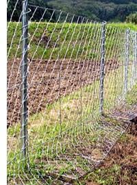 フェンスの折り返し方法