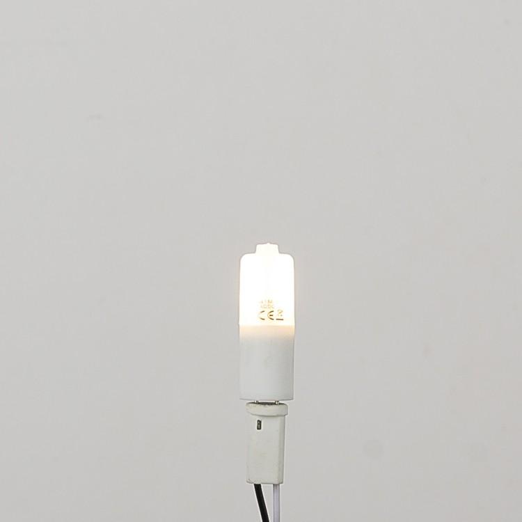 Halogen Lampen QT9-tr 12V 20W 2700K dimmbar NEU MeLiTec G4-5 Stk