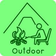 アウトドア,キャンプ