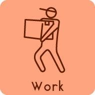 仕事,作業,作業着,work