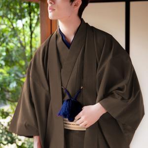 (男アンサ) 洗える着物 袷 セット 8color 羽織 洗える 着物 メンズ 男性 和装 大きいサイズ コスプレ S/M/L/LL/3L|京越卸屋 PayPayモール店