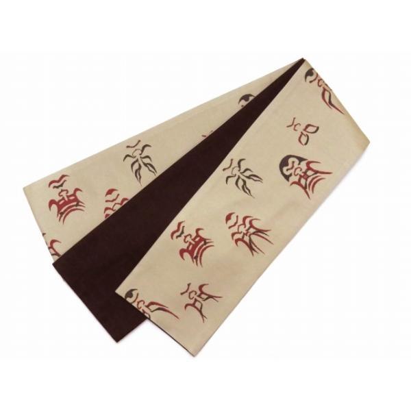 半幅帯 正絹 リバーシブル 長尺 おりびと ブランド 和柄の半幅帯 選べる柄 HHOb kyoto-muromachi-st 10