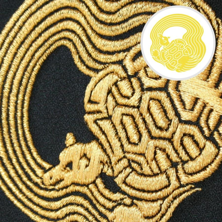 送料無料 インテリア刺繍額 彩-irodori- 動物 日本柄 和柄 刺繍 色糸刺繍 お守りに 還暦祝い/結婚祝い/贈り物/特別な贈り物に kyoto-sankyo 18