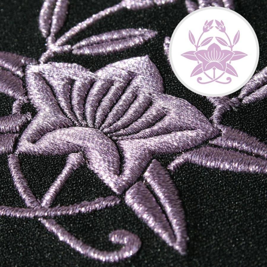 送料無料 インテリア刺繍額 彩-irodori- 植物 日本柄 和柄 刺繍 色糸刺繍 お守りに 還暦祝い/結婚祝い/贈り物/特別な贈り物に|kyoto-sankyo|18