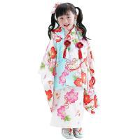 七五三 着物 3歳 フルセット 購入 きもの 被布セット セット 3歳用 子供 女の子 こども お祝い着 着物 襦袢 草履|kyotorurihinagiku|25