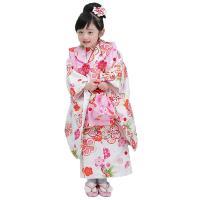 七五三 着物 3歳 フルセット 購入 きもの 被布セット セット 3歳用 子供 女の子 こども お祝い着 着物 襦袢 草履|kyotorurihinagiku|21