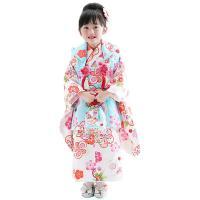 七五三 着物 3歳 フルセット 購入 きもの 被布セット セット 3歳用 子供 女の子 こども お祝い着 着物 襦袢 草履|kyotorurihinagiku|22
