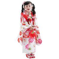 七五三 着物 3歳 フルセット 購入 きもの 被布セット セット 3歳用 子供 女の子 こども お祝い着 着物 襦袢 草履|kyotorurihinagiku|23
