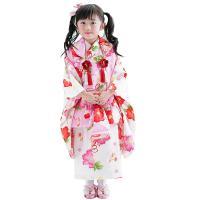 七五三 着物 3歳 フルセット 購入 きもの 被布セット セット 3歳用 子供 女の子 こども お祝い着 着物 襦袢 草履|kyotorurihinagiku|24