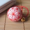 手毬雑貨・小物 手毬作家の先生に特注で京都ブランドオリジナル商品を作ってもらいました
