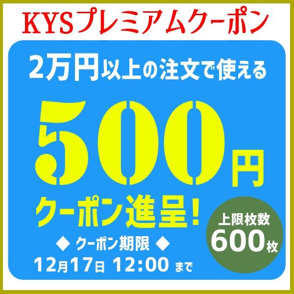 KYSプレミアムクーポン500円OFF