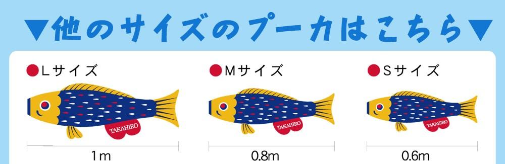 室内鯉のぼり Puca プーカ