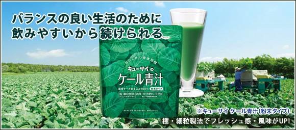 キューサイ青汁(粉末タイプ)