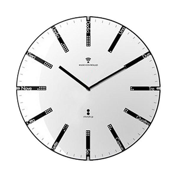 掛け時計 掛時計 電波時計 壁掛け 時計 電波 北欧 おしゃれ かわいい 音がしない 静音 アンティーク サイレント クロック 引越し 祝い 新生活 シンプル 送料無料|l-design|05