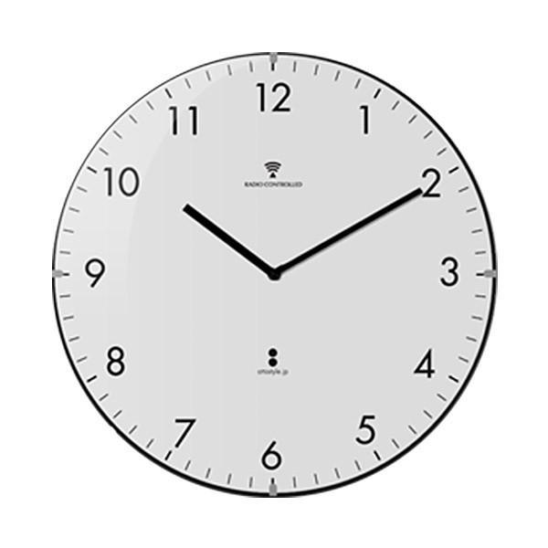 掛け時計 掛時計 電波時計 壁掛け 時計 電波 北欧 おしゃれ かわいい 音がしない 静音 アンティーク サイレント クロック 引越し 祝い 新生活 シンプル 送料無料|l-design|07