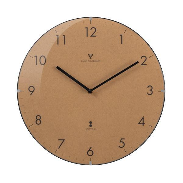 掛け時計 掛時計 電波時計 壁掛け 時計 電波 北欧 おしゃれ かわいい 音がしない 静音 アンティーク サイレント クロック 引越し 祝い 新生活 シンプル 送料無料|l-design|08
