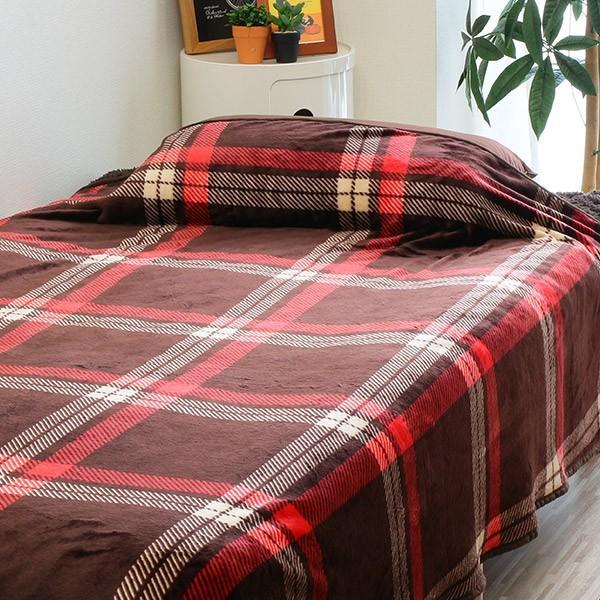 毛布 シングル 暖かい おしゃれ あったか 軽い 薄い 洗える やわらかい かわいい マイクロファイバー マイクロファイバー毛布 フランネル毛布|l-design|07