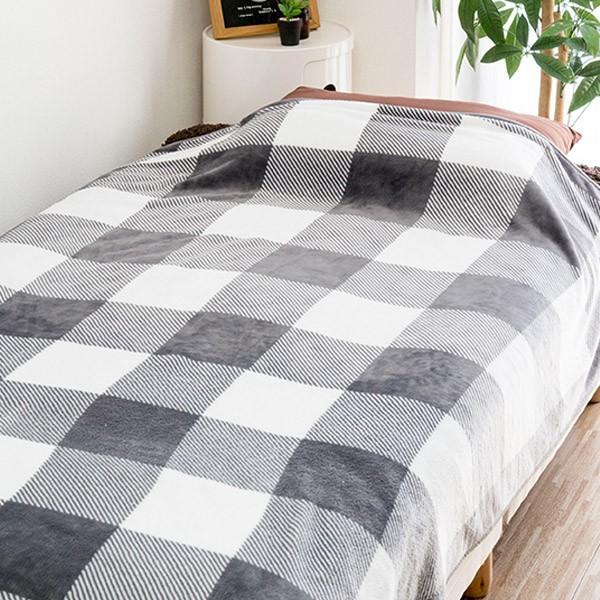 毛布 シングル 暖かい おしゃれ あったか 軽い 薄い 洗える やわらかい かわいい マイクロファイバー マイクロファイバー毛布 フランネル毛布|l-design|09