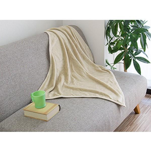 ブランケット ひざかけ 膝掛け 毛布 ひざ掛け 100×70cm フランネル マイクロファイバー毛布 マイクロファイバー 寝具|l-design|08