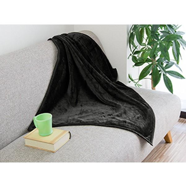 ブランケット ひざかけ 膝掛け 毛布 ひざ掛け 100×70cm フランネル マイクロファイバー毛布 マイクロファイバー 寝具|l-design|07