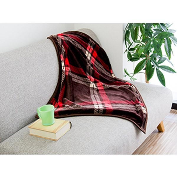 ブランケット ひざかけ 膝掛け 毛布 ひざ掛け 100×70cm フランネル マイクロファイバー毛布 マイクロファイバー 寝具|l-design|10