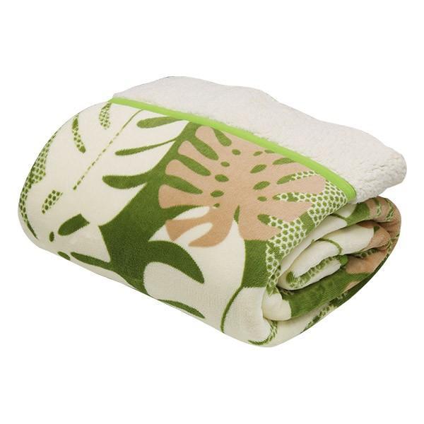 毛布 2枚合わせ毛布 シングル プラス2℃ ぬくぬくボリュームタイプ 発熱繊維 ヒートウォーム マイクロファイバー毛布 厚手 静電気防止 シープタッチ 送料無料 l-design 11