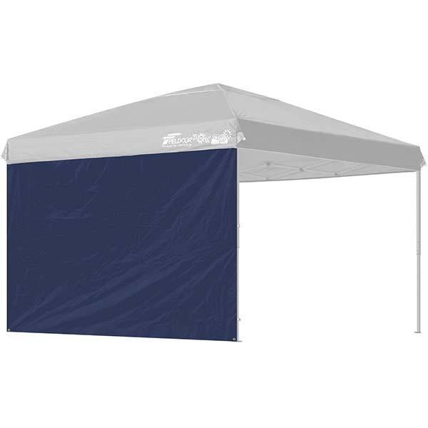 タープ テント タープテント用 サイドシート ウォールタイプ 横幕 3m 300 日よけ シェード オプション 仕切り 3.0m FIELDOOR 送料無料|l-design|07