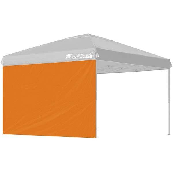 タープ テント タープテント用 サイドシート ウォールタイプ 横幕 3m 300 日よけ シェード オプション 仕切り 3.0m FIELDOOR 送料無料|l-design|08