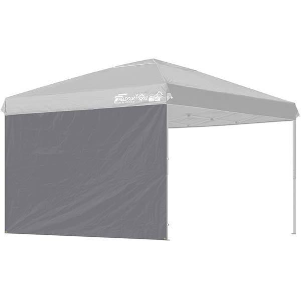 タープ テント タープテント用 サイドシート ウォールタイプ 横幕 3m 300 日よけ シェード オプション 仕切り 3.0m FIELDOOR 送料無料|l-design|10
