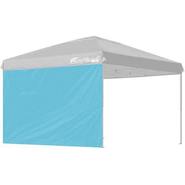 タープ テント タープテント用 サイドシート ウォールタイプ 横幕 3m 300 日よけ シェード オプション 仕切り 3.0m FIELDOOR 送料無料|l-design|11