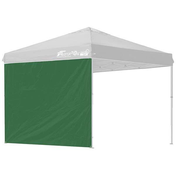タープ テント タープテント用 サイドシート ウォールタイプ 横幕 2.5m 250 日よけ シェード オプション タープテント専用サイドシート FIELDOOR 送料無料|l-design|06
