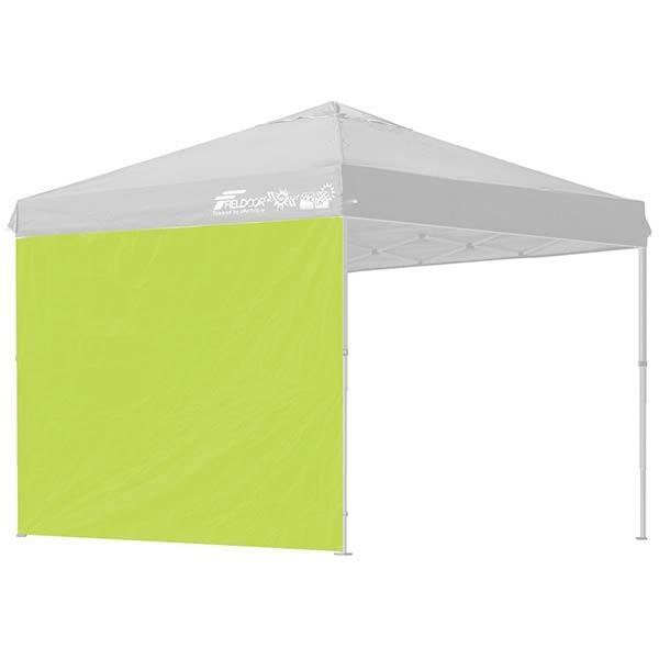 タープ テント タープテント用 サイドシート ウォールタイプ 横幕 2.5m 250 日よけ シェード オプション タープテント専用サイドシート FIELDOOR 送料無料|l-design|13