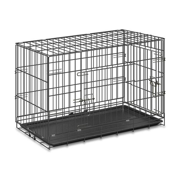 ペットケージ 犬用ケージ 折りたたみ 小型犬 中型犬 大型犬 おしゃれ 格安 Lサイズ 簡易 犬用 猫用 ドッグ キャット 犬小屋 ゲージ 室内 持ち運び 送料無料|l-design|05