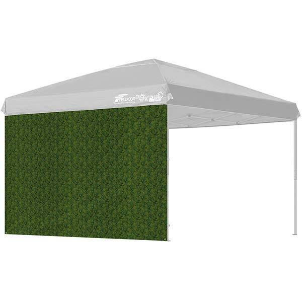 タープ テント タープテント用 サイドシート ウォールタイプ 横幕 3m 300 日よけ シェード オプション 仕切り 3.0m FIELDOOR 送料無料|l-design|15
