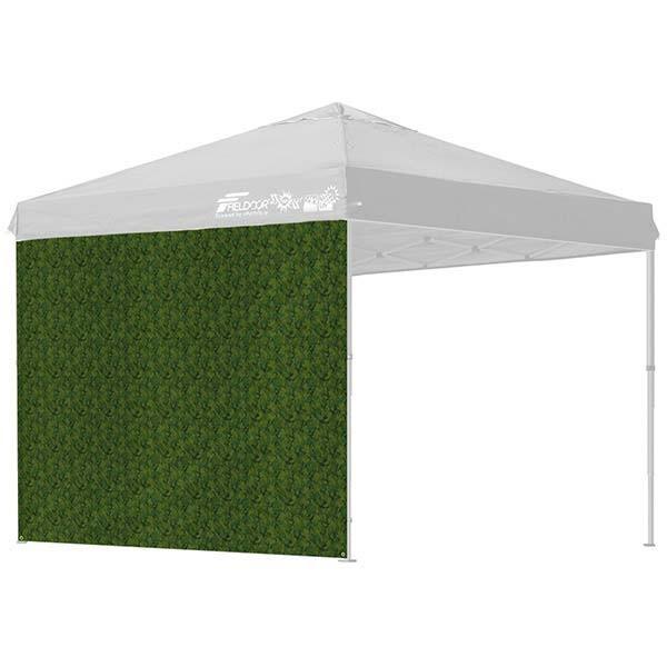 タープ テント タープテント用 サイドシート ウォールタイプ 横幕 2.5m 250 日よけ シェード オプション タープテント専用サイドシート FIELDOOR 送料無料|l-design|15
