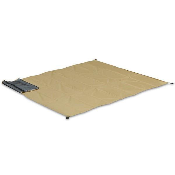 グランドシート テントシート レジャーシート 折畳みクッショングランドシート 170cm ピクニック キャンプ テント ピクニックシート FIELDOOR 送料無料 l-design 07