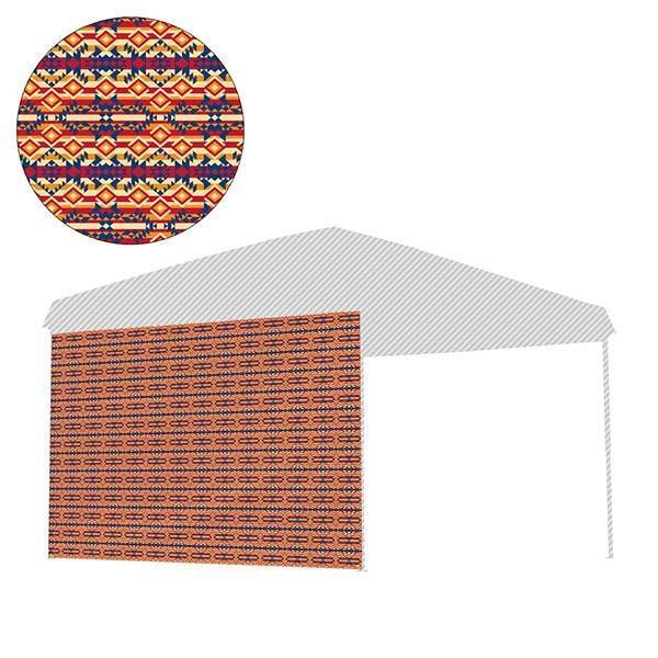 タープ テント タープテント用 サイドシート ウォールタイプ 横幕 3m 300 日よけ シェード オプション 仕切り 3.0m FIELDOOR 送料無料|l-design|17