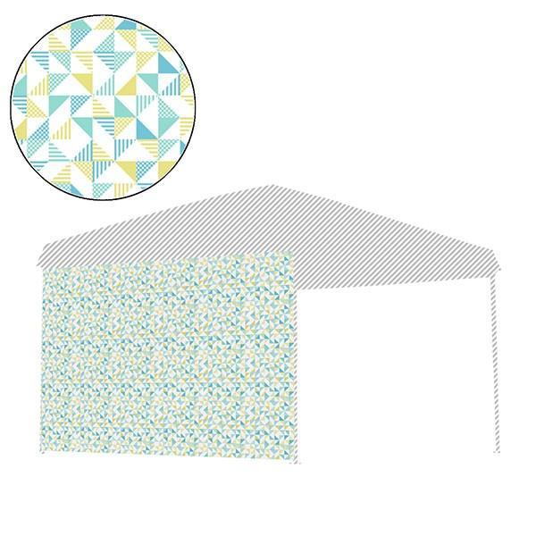 タープ テント タープテント用 サイドシート ウォールタイプ 横幕 3m 300 日よけ シェード オプション 仕切り 3.0m FIELDOOR 送料無料|l-design|19