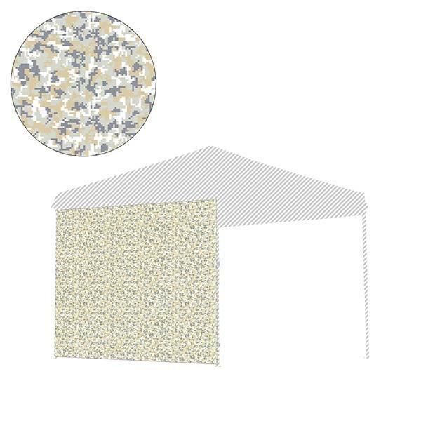 タープ テント タープテント用 サイドシート ウォールタイプ 横幕 2.5m 250 日よけ シェード オプション タープテント専用サイドシート FIELDOOR 送料無料|l-design|16
