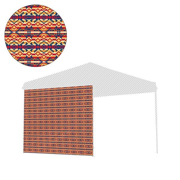 タープ テント タープテント用 サイドシート ウォールタイプ 横幕 2.5m 250 日よけ シェード オプション タープテント専用サイドシート FIELDOOR 送料無料|l-design|17