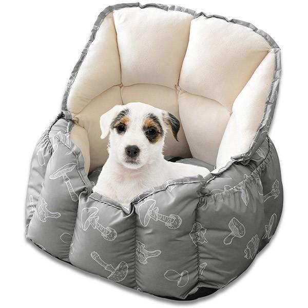 ペット ソファー ドライブベッド 犬 ドライブ ベッド カーベッド 車 車用 ペットベッド ペットソファ いぬ イヌ ドライブ用品 ペット用品 旅行 送料無料|l-design|08